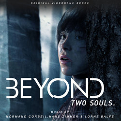 Beyond: Two souls Soundtrack (Lorne Balfe, Normand Corbeil, Hans Zimmer) - CD-Cover