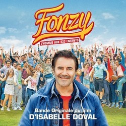 Fonzy Soundtrack (Various Artists) - CD cover