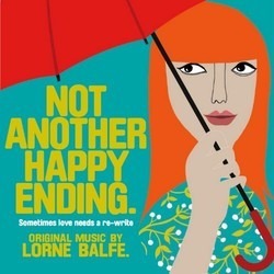 Not Another Happy Ending Soundtrack (Lorne Balfe) - CD cover