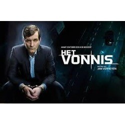 Het  Vonnis Soundtrack (Steve Willaert) - CD cover
