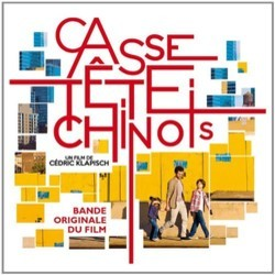 Casse t�te chinois Soundtrack (Christophe Minck) - CD cover