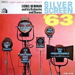 Silver Screen '63 サウンドトラック (Various Artists) - CDカバー