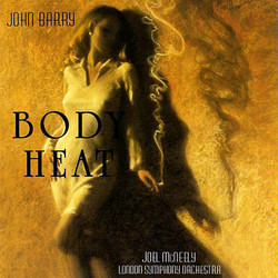 Body Heat Soundtrack (John Barry) - Carátula