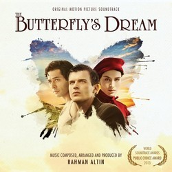 The Butterfly's Dream Soundtrack (Rahman Altin) - CD cover