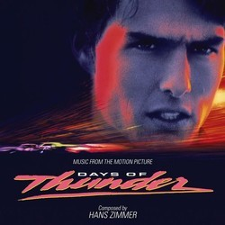 Days of Thunder Soundtrack (Hans Zimmer) - CD cover