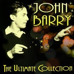 The Ultimate Collection Soundtrack (John Barry) - CD cover
