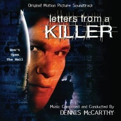 Letters from a Killer Soundtrack  (Dennis McCarthy) - CD cover