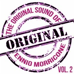 The Original Sound of Ennio Morricone - Vol. 2 Soundtrack (Ennio Morricone) - CD cover