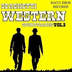 Spaghetti Western Soundtracks - Vol. 2 Soundtrack (Ennio Morricone) - CD cover