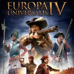 Europa Universalis IV Soundtrack (Paradox Interactive & Andreas Waldetoft) - CD cover