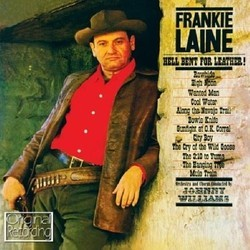 Frankie Laine: Hell Bent for Leather! Soundtrack (Various Artists, Frankie Laine) - CD cover