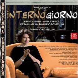 Interno giorno Soundtrack (Paolo Vivaldi) - CD cover
