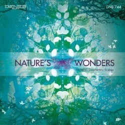 Nature's Wonders Soundtrack (Fabrizio Pigliucci , Paolo Vivaldi) - CD cover