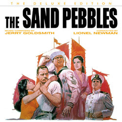 The Sand Pebbles Soundtrack (Jerry Goldsmith) - Carátula