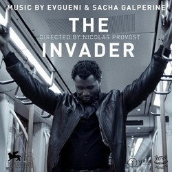 The Invader Soundtrack (Evgueni Galperine, Sacha Galperine) - CD cover