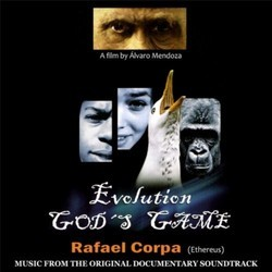 Evolution: God's Game Soundtrack (Rafael Corpa) - CD cover