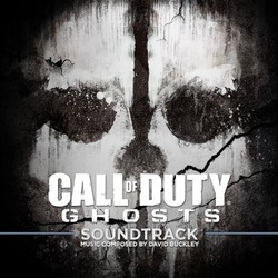 Call of Duty: Ghosts Soundtrack (David Buckley) - CD cover