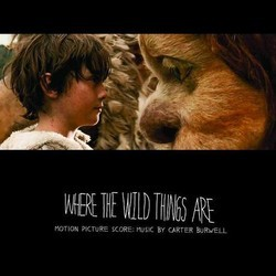 Where the Wild Things Are Bande Originale (Carter Burwell) - Pochettes de CD