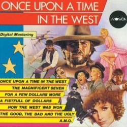 Once Upon a Time in the West Bande Originale (Various Artists) - Pochettes de CD
