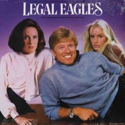 Legal Eagles Bande Originale (Various Artists, Elmer Bernstein) - Pochettes de CD