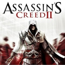 Assassin's Creed 2 Soundtrack (Jesper Kyd) - CD cover
