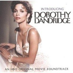 Introducing Dorothy Dandridge サウンドトラック (Elmer Bernstein) - CDカバー