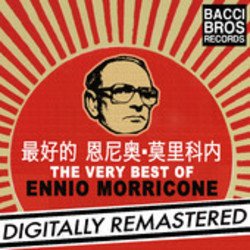 The Very Best of Ennio Morricone Soundtrack  (Ennio Morricone) - CD cover
