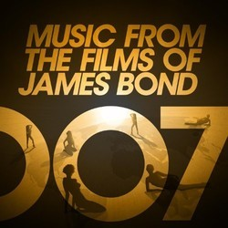 Music from the Films of James Bond Soundtrack (Various Artists) - CD cover