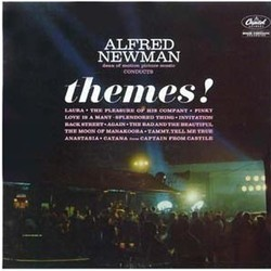 Alfred Newman Conducts... themes 聲帶 (Alfred Newman) - CD封面
