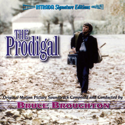 The Prodigal Soundtrack (Bruce Broughton) - Carátula