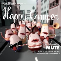 Mute Soundtrack (Happy Camper) - CD cover
