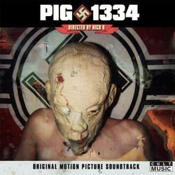PIG/1334 Soundtrack (Rozz Williams) - CD cover