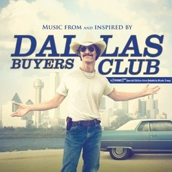 Dallas Buyers Club Soundtrack (Various Artists) - CD cover
