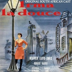 Irma La Douce Soundtrack (Various Artists) - CD cover