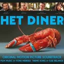 Het Diner Soundtrack (Ilse DeLange, Fons Merkies) - CD cover