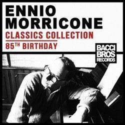 Ennio Morricone Classics collection Soundtrack (Ennio Morricone) - CD cover