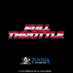 Full Throttle Soundtrack (ZUNTATA ) - CD cover