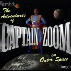 The Adventures of Captain Zoom in the Outer Space Ścieżka dźwiękowa (Shirley Walker) - Okładka CD
