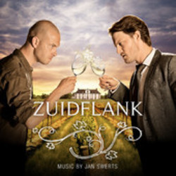 Zuidflank Soundtrack (Jan Swerts) - CD cover