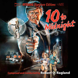 10 to Midnight Soundtrack (Robert O. Ragland) - Carátula