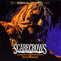 Scarecrows Soundtrack (Terry Plumeri) - CD-Cover