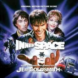 InnerSpace Soundtrack (Jerry Goldsmith) - Car�tula