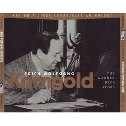 Erich Wolfgang Korngold: The Warner Bros. Years Trilha sonora (Erich Wolfgang Korngold) - CD capa traseira