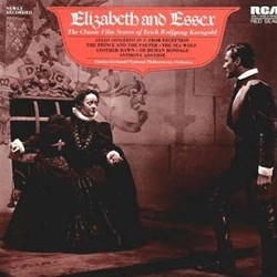 Elizabeth and Essex: The Classic Film Scores of Erich Wolfgang Korngold Soundtrack (Erich Wolfgang Korngold) - CD cover