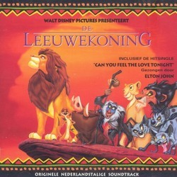 De Leeuwekoning Soundtrack (Various Artists