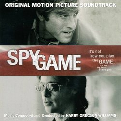 Spy Game Soundtrack (Harry Gregson-Williams) - CD cover