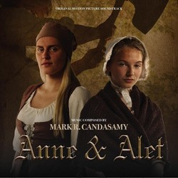 Anne & Alet Soundtrack (Mark R. Candasamy) - Carátula