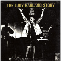 The Judy Garland Story vol. 1 サウンドトラック (Irving Berlin, Irving Berlin, Judy Garland, Mack Gordon, Lorenz Hart, Jerome Kern, Cole Porter, Cole Porter, Richard Rodgers, George Stoll, Harry Warren) - CDカバー