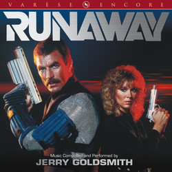 Runaway Soundtrack (Jerry Goldsmith) - CD cover