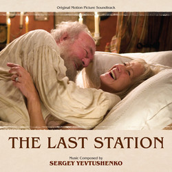 The Last Station Colonna sonora (Sergei Yevtushenko) - Copertina del CD